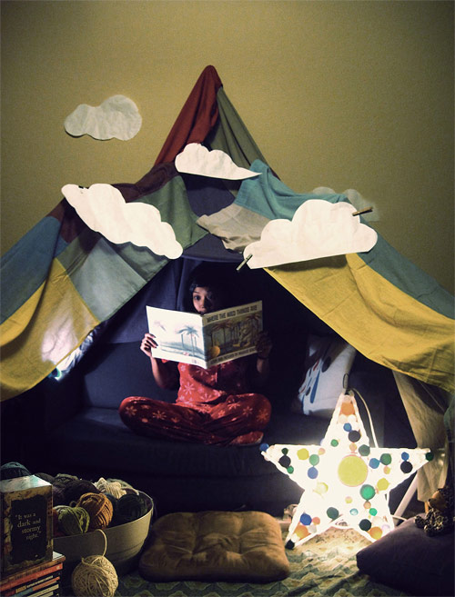 childrens play forts