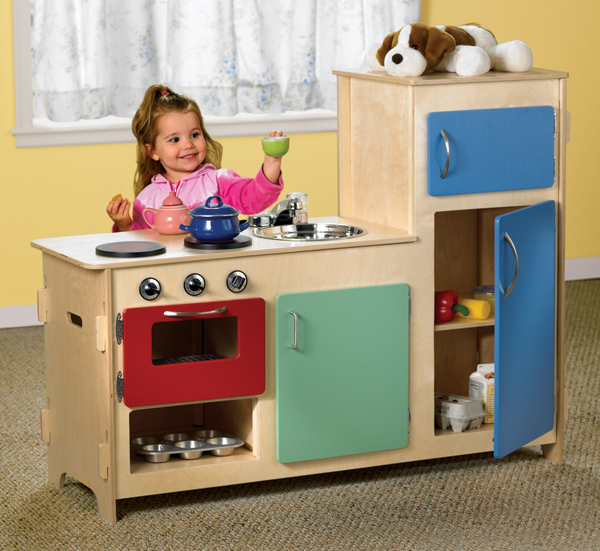 Diy Child S Play Kitchen: 50 Fun Play Kitchens Your Kids Would Love