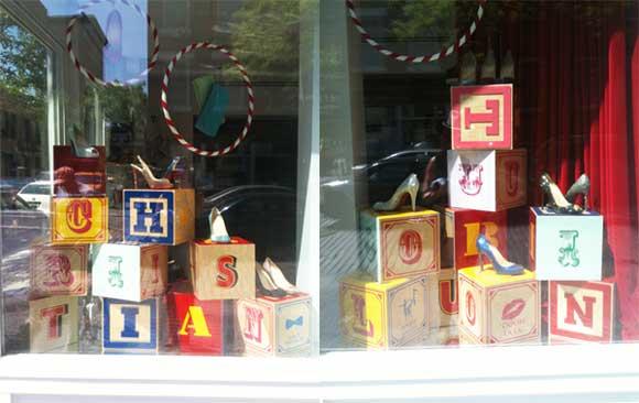 Christian Louboutin West Village Windows