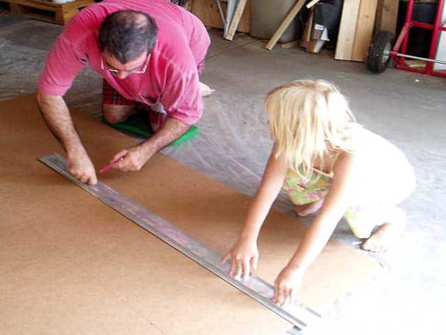 children-home-improvement-project-help