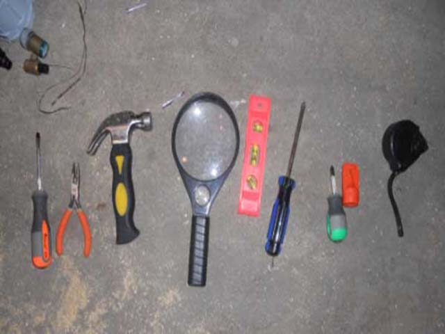 Make Your Own Set of Children's Tools
