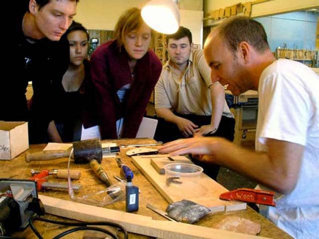 Interview: Russell Baldon- Furniture Teacher at California College of the Arts