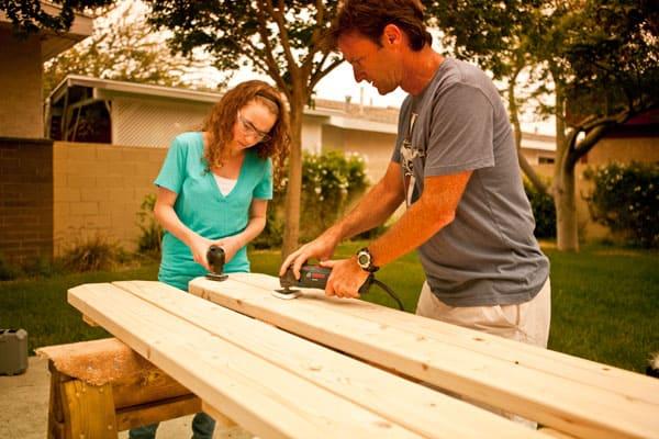 sanding-table