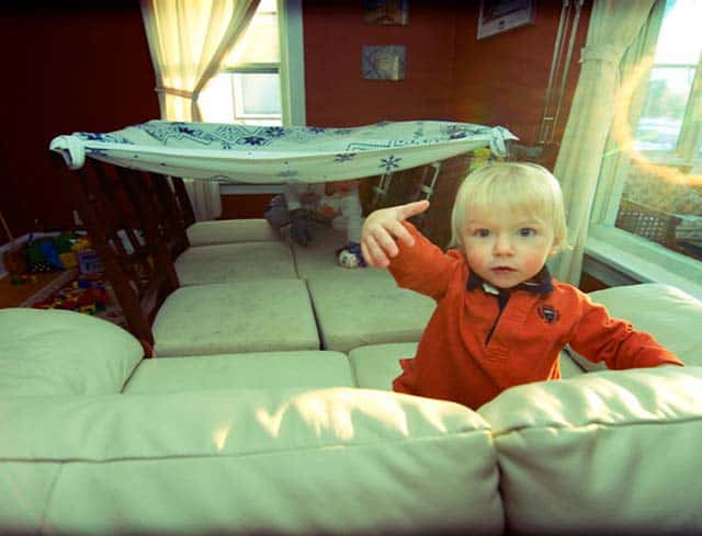 5 Ways to Build the Perfect Kids Fort