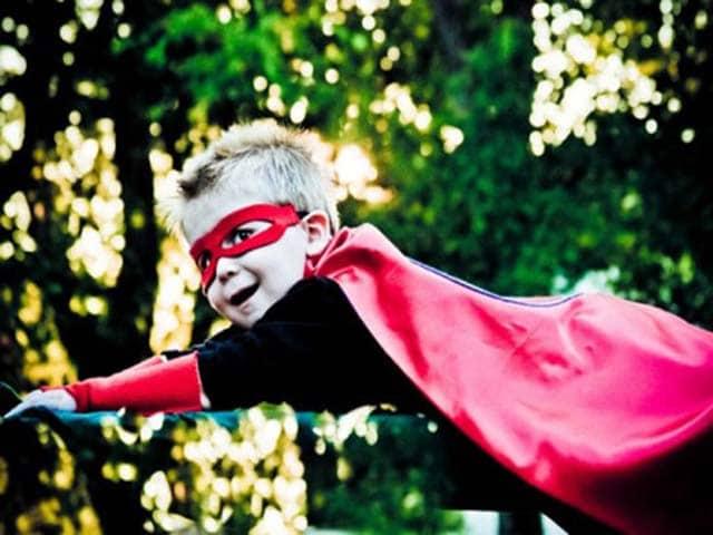 handmade-superman-kids-costume