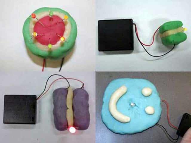 Squishy Circuits: Learning Electronics Through Play Dough