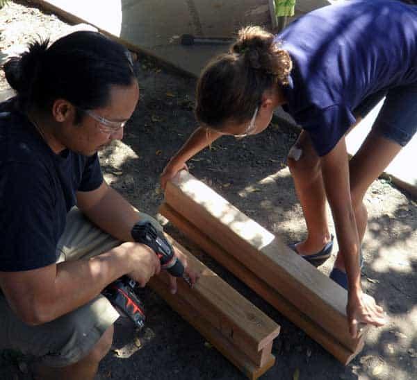 sawhorse-boards