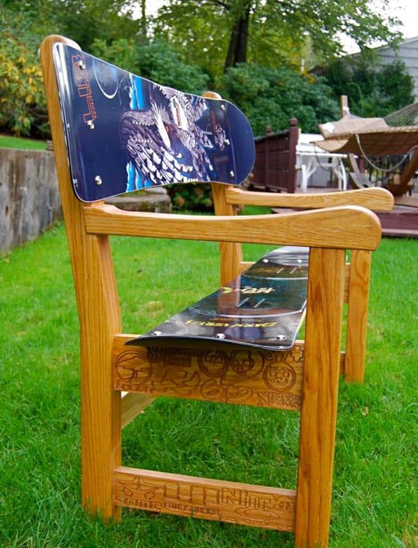 snowboard-bench-seat