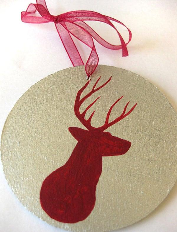 5-Deer-Silhouette