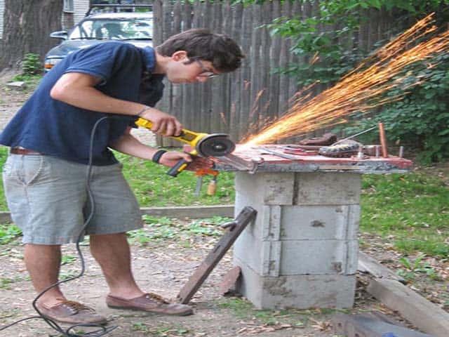 Interview: Tyler Vendituoli – Sculptor and Maker