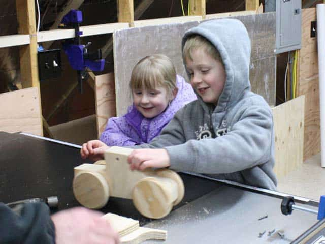How To Build a Toy Truck from Wood Scraps