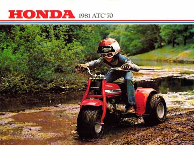 Kids Riding ATV's – Is It Safe?