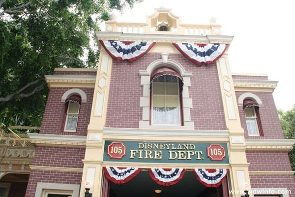 Walt Disney Secret Apartment