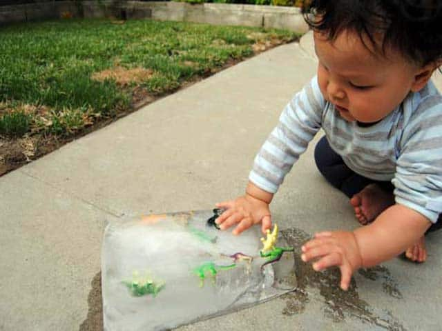 Build Your Very Own Dinosaur Dig