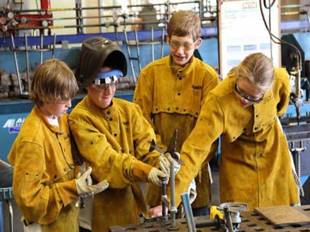 Nuts, Bolts and Thingamajigs: Manufacturing Summer Camp