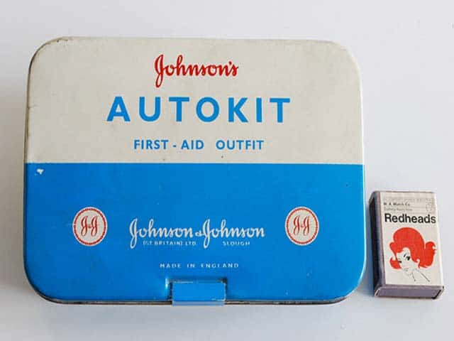 Build Your Own Baby First Aid Kit