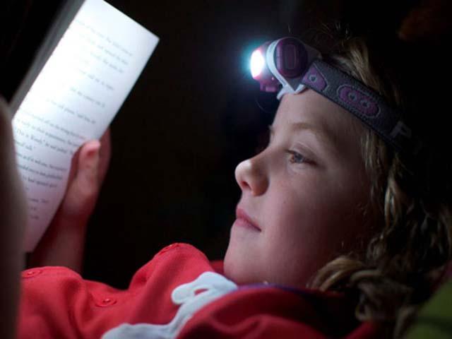 Every Kid Needs a Headlamp