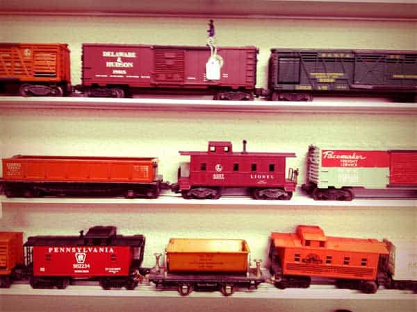 Feeling Nostalgic for Lionel Train Sets