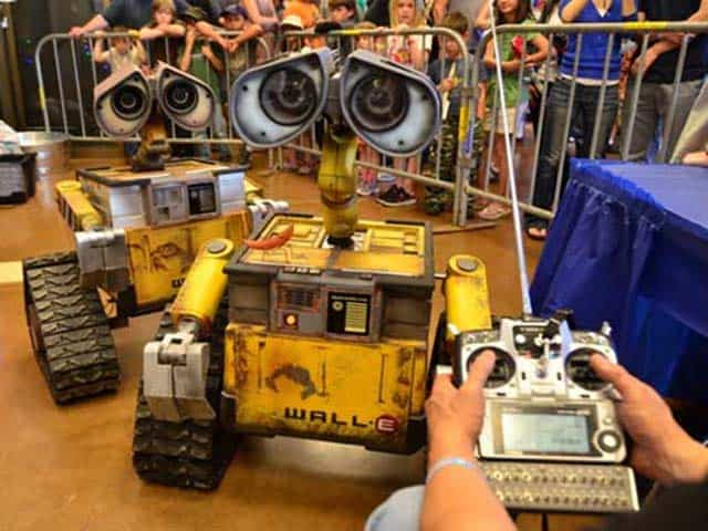 walle-maker-faire
