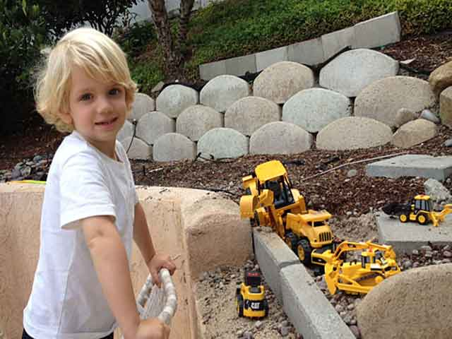 Bruder Trucks Capture Your Young Builder's Imagination