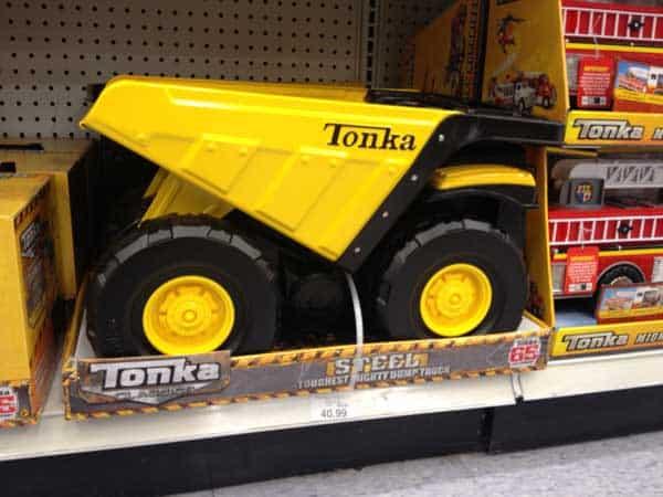 tonka-truck