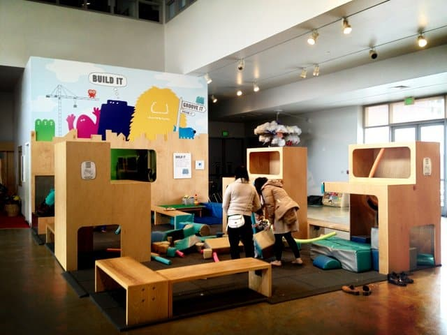 Children's Creativity Museum in San Francisco