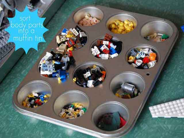 12 Lego Storage Ideas