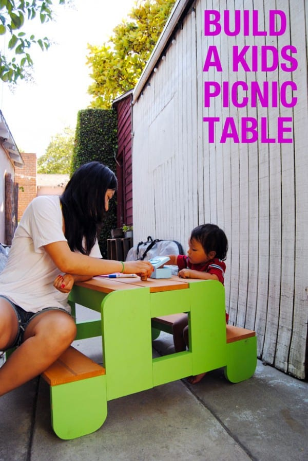 build-kids-picnic-table-share