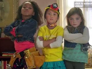 Girl Power: GoldieBlox and the Giant Rube Goldberg Machine