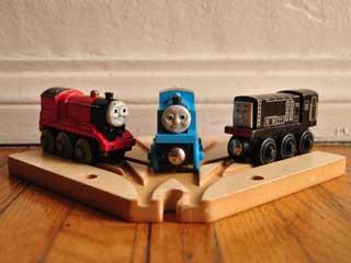 Thomas the Train Storage Bins