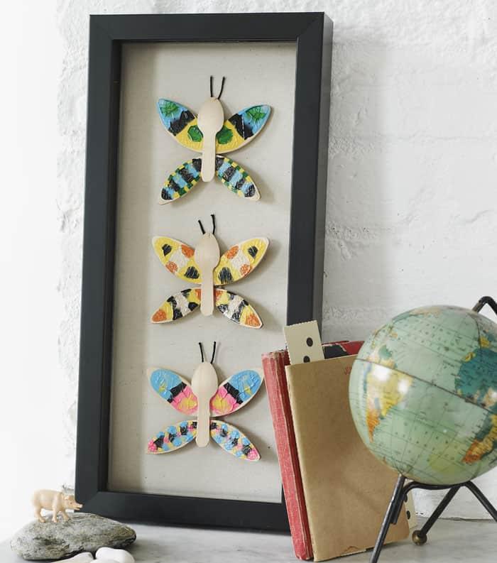Project-Kid---Butterfly-Wall-Art