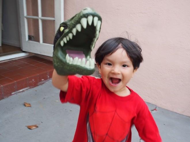 Jurassic World Toys