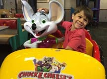 Spend Father's Day at Chuck E. Cheese's