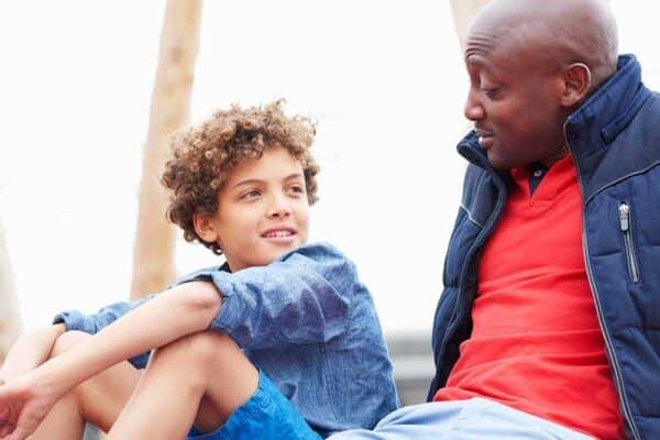 speaking-to-child