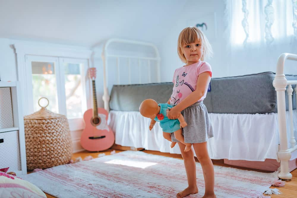 help toddler sleep in their own bed